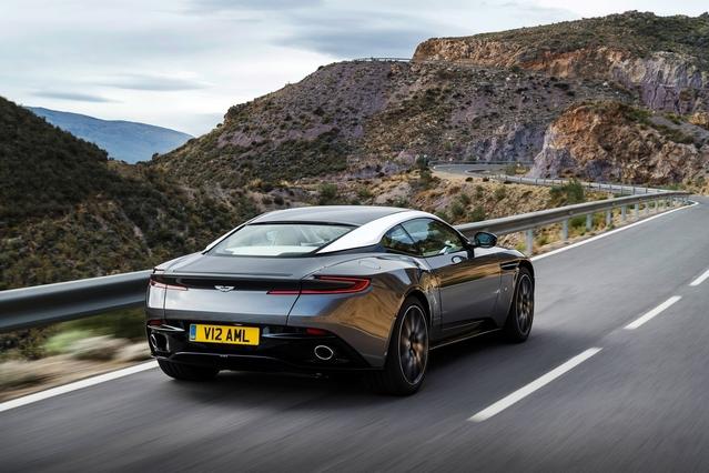 Aston Martin DB11 : déjà plus de 1400 commandes