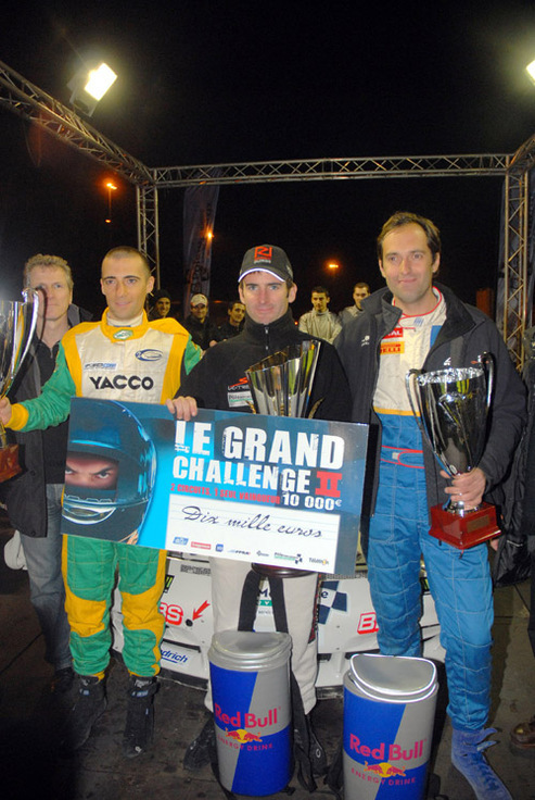 Grand Challenge 2 : Romain Dumas au bout du suspense.
