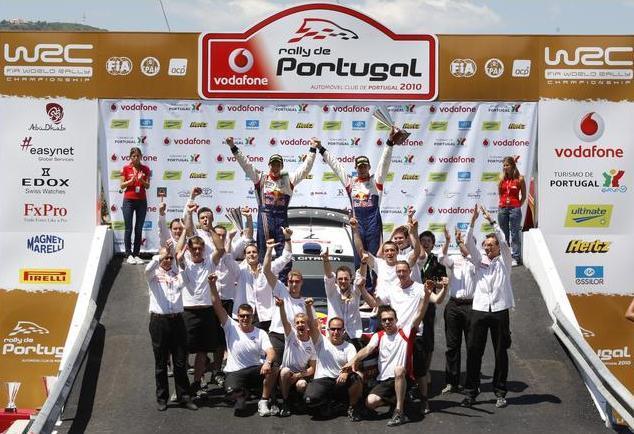 WRC Portugal : Seb 2 devient numéro 1, première victoire pour Ogier