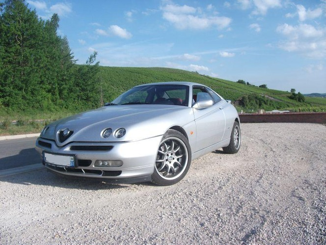 Futur collector Alfa GTV