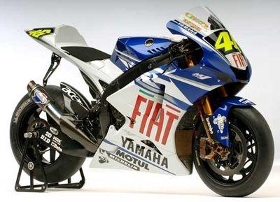 Présentation de la Yamaha officielle