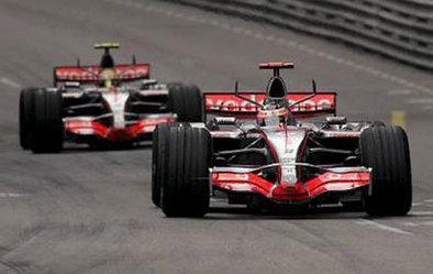 F1 McLaren: Hamilton met le feu dans les coulisses.