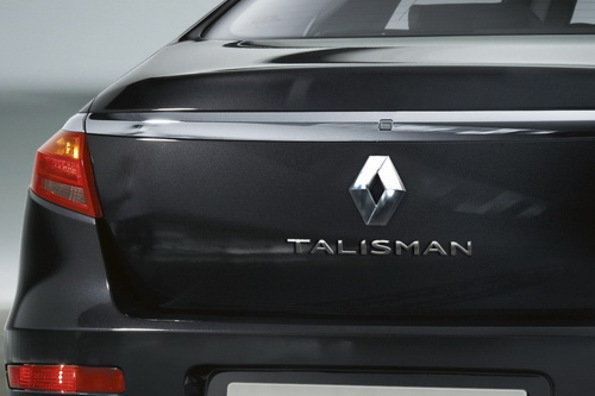 Une Renault Talisman au salon de Pékin