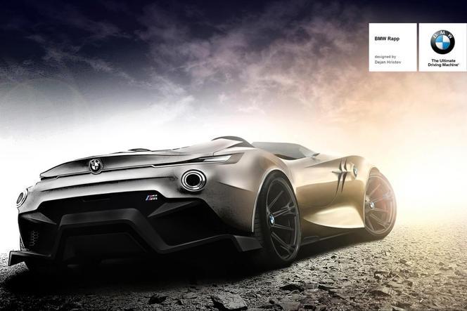 BMW Rapp concept: vous plaît-il?
