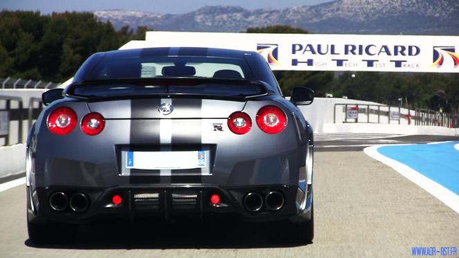 Les virées Caradisiac avec le club Nissan Elite : que vaut la Nissan GT-R ?