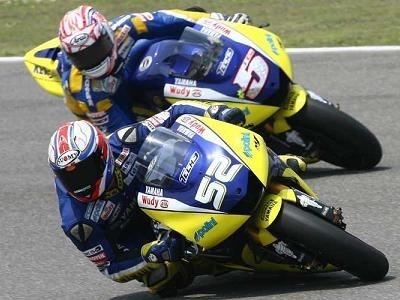 Moto GP - Yamaha: Tech3 accroche DeWalt