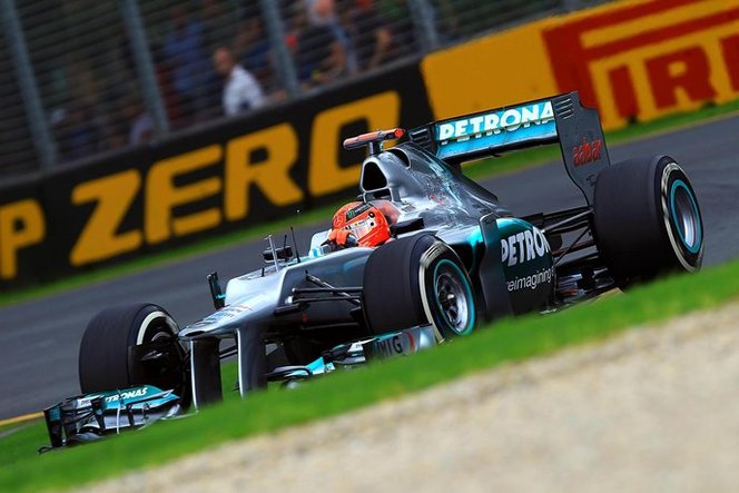 F1 Australie : Button et Schumacher s'illustrent en essais libres