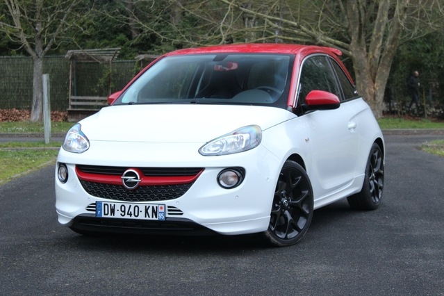 Essai - Opel Adam S : le fruit de la tentation