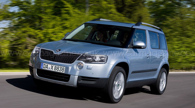futures skoda snowman yeti et monospace. Black Bedroom Furniture Sets. Home Design Ideas