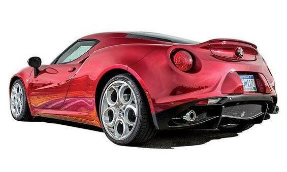 Aux USA, l'acheteur d'Alfa Romeo doit être considéré comme un acheteur de Viper