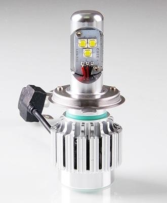 Tecno Globe: des ampoules LED pour transformer la nuit en jour