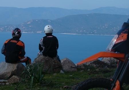 KTM Adventure Tours 2010: la Corse, fin octobre, ça vous dit...?
