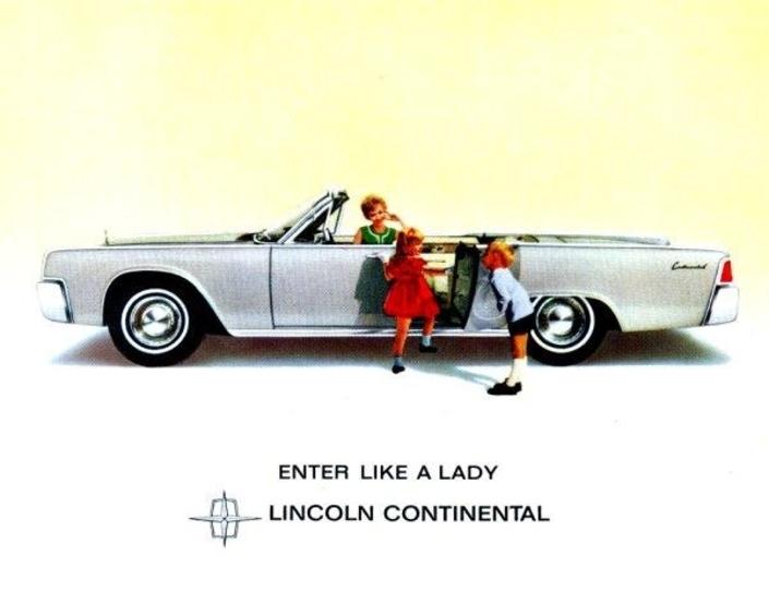 Lincoln : la voiture de Kennedy pourrait enfin faire son retour