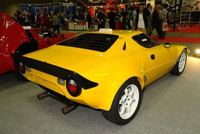 Exoticars: AER HFR, stratos nippone