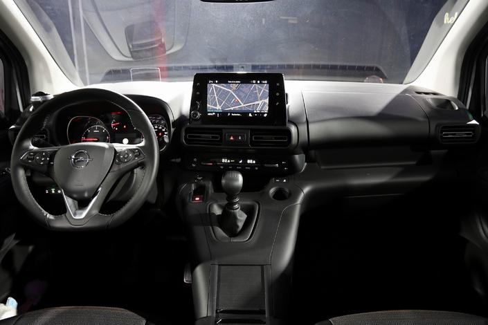 Présentation vidéo - Opel Combo Life : le troisième larron