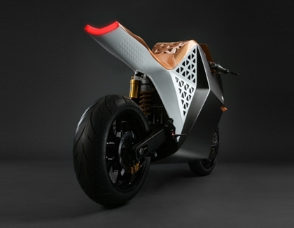 Mission One Motorcycle : 0% pollution, 100% plaisir