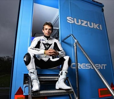Superbike - Suzuki: Guintoli découvre sa GSX/R anglaise