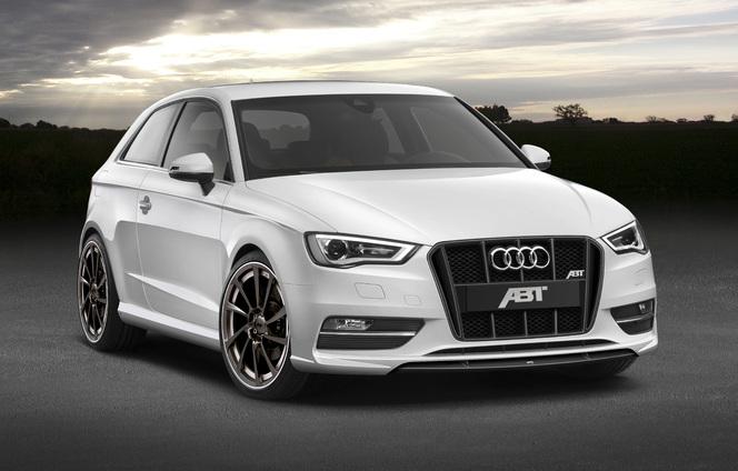 Abt AS3, la nouvelle Audi A3 déjà préparée