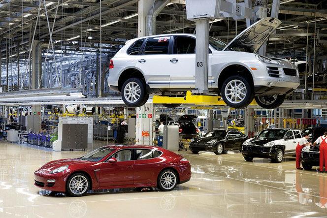 Le Cajun sera fabriqué chez Porsche à Leipzig