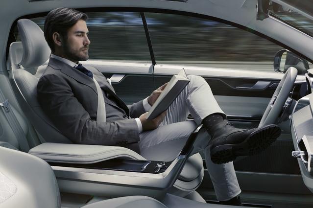 La voiture autonome, c'est parti ! - Vidéo en direct du salon de Genève 2016