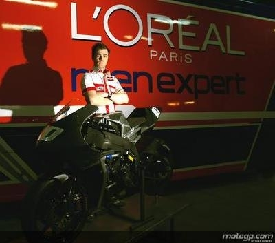 Moto GP - Moto2: Fonsi Nieto y va avec Eskil Sutter