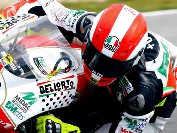 GP125 - GP250: Simoncelli fait sa rentrée à Valence