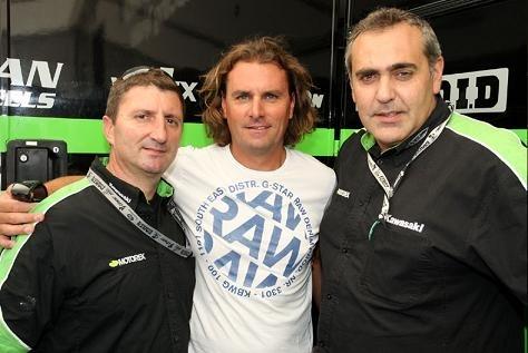 Yves Demaria rejoint KRT comme directeur sportif