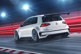 Volkswagen Golf GTI TCR : 330 ch pour la piste
