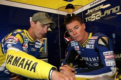 Moto GP - Yamaha: On se boude chez Tech3