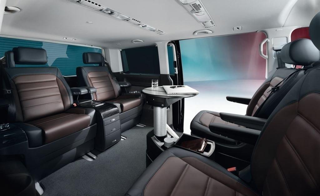 volkswagen multivan business le combi classe affaires. Black Bedroom Furniture Sets. Home Design Ideas