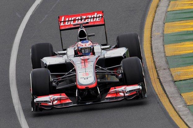 F1 Australie - la grille : les McLaren en 1ère ligne, Romain Grosjean troisième !
