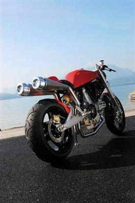 Retour sur la Ducati 1000 Miles Lazareth