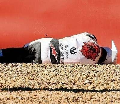 Superbike - Honda: Gros carton de Michaël Schumacher en Espagne