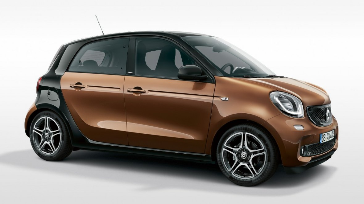 salon de paris 2014 smart forfour une vraie fortwo 4 places