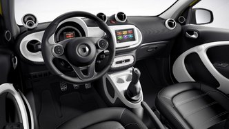 Salon de Paris 2014 - Smart Forfour, une vraie Fortwo 4 places