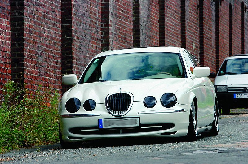 jaguar s type tuning de l 39 id e. Black Bedroom Furniture Sets. Home Design Ideas