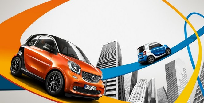 Salon de Paris 2014 - Smart Fortwo 3, l'axe franco-allemand
