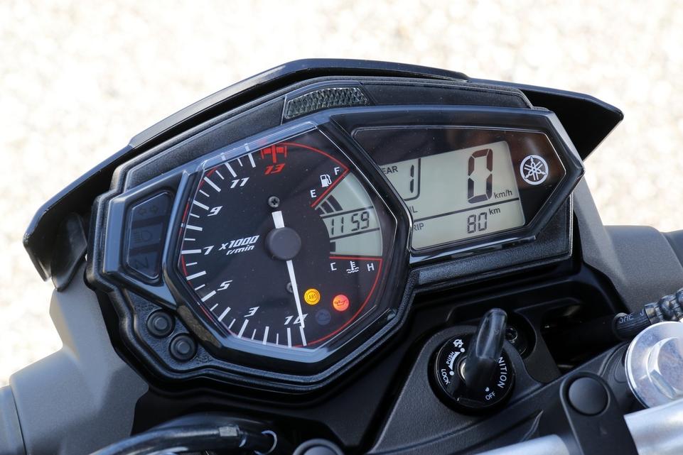 Essai Yamaha MT-03 2016 : une belle conception