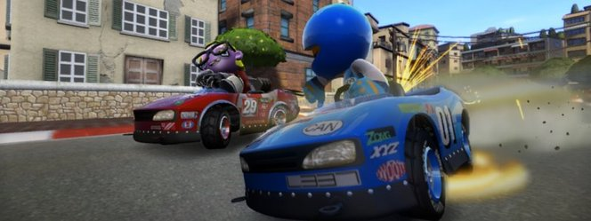 [Test] ModNation Racers sur PS3 un premier tir transformé !