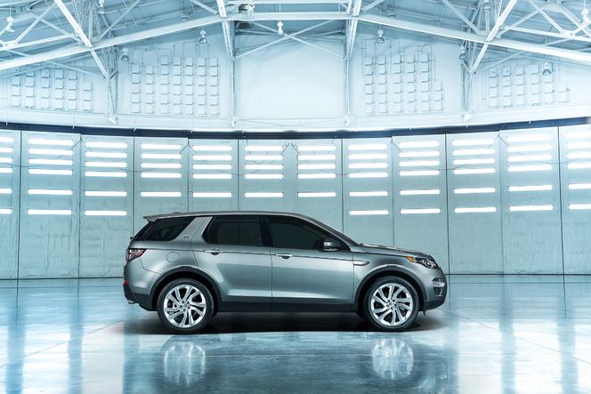 Mondial de Paris 2014 - Voici le nouveau Land Rover Discovery Sport!