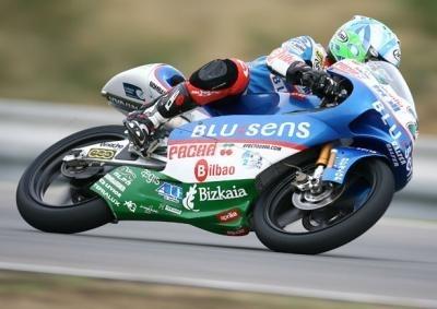 GP125 - GP250 Test Valence: Simoncelli domine, Vazquez trébuche