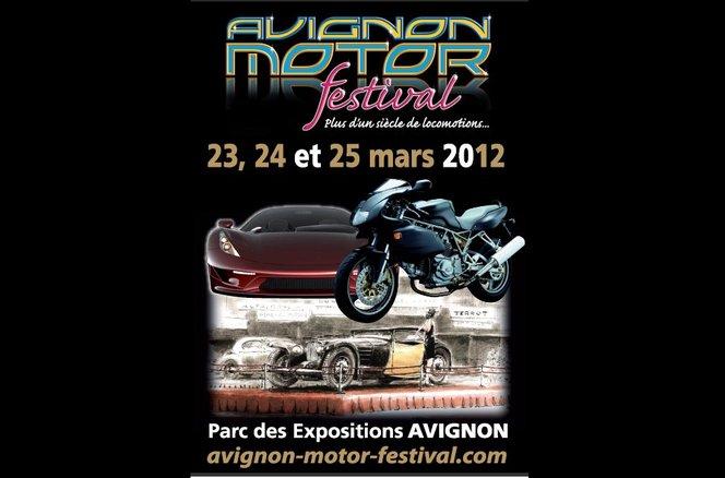 Agenda week-end : Avignon Motor Festival, déjà 10 ans