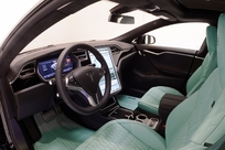 Brabus Tesla Model S : une histoire de look