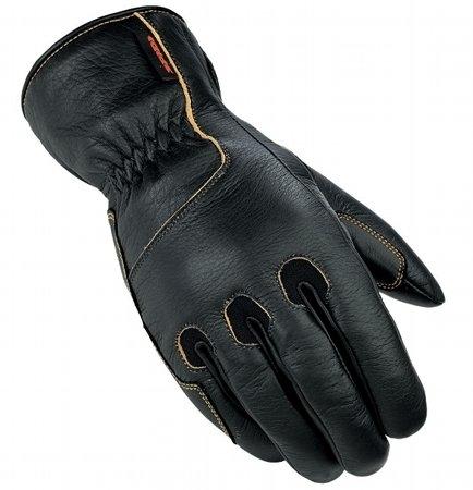Spidi : look vintage et cuir de cerf pour le gant Deer.