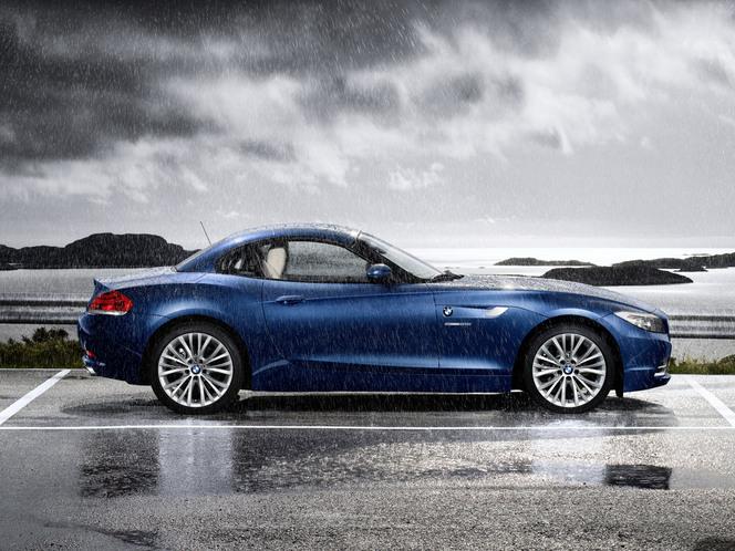 (J'aime de nuit) La BMW Z4 est tout de même sublime...