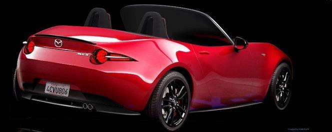 Future Mazda MX-5 : elle pourrait bien être comme ça
