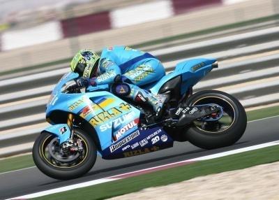 Moto GP: Losail: Suzuki, sur de bons rails