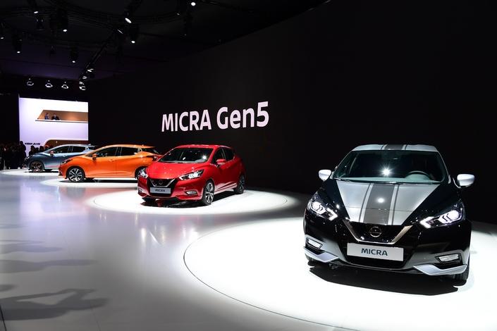 Nissan ne sera pas au Mondial de l'Automobile 2018