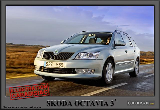 Skoda, l'Octavia 3 en 2012 et ensuite…