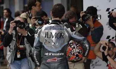 Moto GP: Losail: Ilmor, au nom du nombre